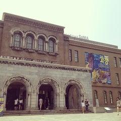 Photo taken at 서울시립미술관 (Seoul Museum of Art) by Jimil B. on 7/6/2013