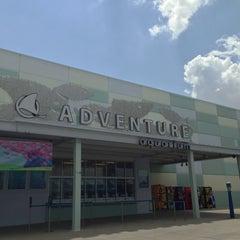 Photo taken at Adventure Aquarium by Javier P. on 6/20/2013