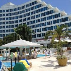 Photo taken at Hilton Cartagena by Jose V. on 5/15/2013