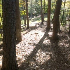 Photo taken at Bradford Park Disc Golf Course by Nathan G. on 10/20/2012