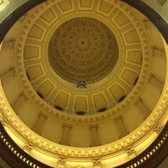 Photo taken at Colorado State Capitol by Francois D. on 6/7/2013
