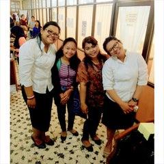 Photo taken at Fakultas Ekonomi by Monika H. on 6/15/2015