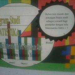Photo taken at Universitas Kristen Indonesia Tomohon (UKIT) by Marelsvino M. on 9/28/2012