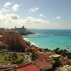 Photo taken at Cancún by Ju L. on 4/29/2013