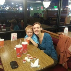 Photo taken at Arby's by Andrew A. on 11/21/2012