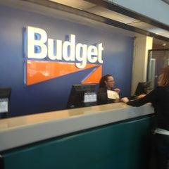 Photo taken at Budget Car Rental by John R. on 6/6/2013