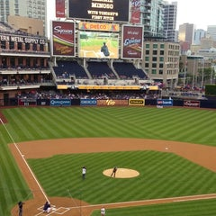 Photo taken at Petco Park by Barbara H. on 6/1/2013