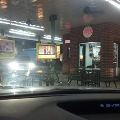 Photo taken at SONIC Drive In by Wendy B. on 10/27/2012