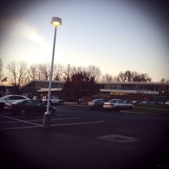 Photo taken at Northwest Library by Chad S. on 11/7/2012