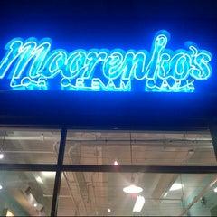 Photo taken at Moorenko's Ice Cream by Barkley B. on 10/19/2013