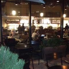 Photo taken at Starbucks by Jon P. on 10/15/2012