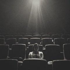 Photo taken at Greenbelt 3 Cinemas by Guj T. on 6/19/2013