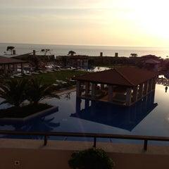 Photo taken at The Westin Resort, Costa Navarino by Petros K. on 5/2/2013