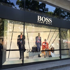Photo taken at BOSS Store by Pierre B. on 6/26/2014