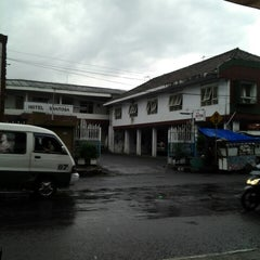 Photo taken at Jalan Gunung Sabeulah by Taufick A. on 12/5/2013