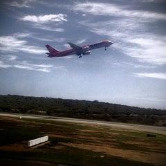 Photo taken at Aeropuerto Internacional de Maiquetía Simón Bolívar (CCS) by Carlos C. on 6/25/2013