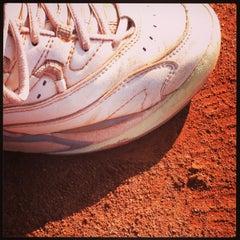Photo taken at KB Tennis by Tina K. on 5/5/2013