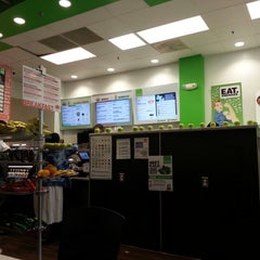 Photo taken at Freshii by Michael L. on 9/18/2012