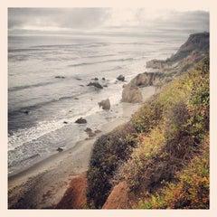 Photo taken at El Matador State Beach by Alyssa M. on 3/31/2013