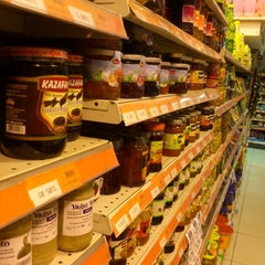 Photo taken at Reis Supermarket by Mücahit K. on 12/5/2012