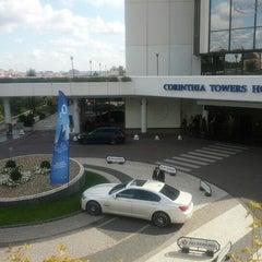Photo taken at Corinthia Hotel by Martin V. on 9/20/2012