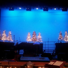 Photo taken at Robson Performing Arts Center by Jamie H. on 12/20/2013