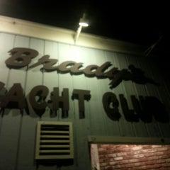 Photo taken at Brady's Yacht Club by Brady L. on 6/15/2013