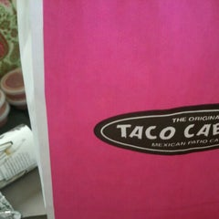 Photo taken at Taco Cabana by Laura Y. on 10/13/2012