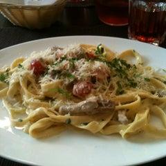 Photo taken at La Spezia ristorante by Alyona on 8/28/2013