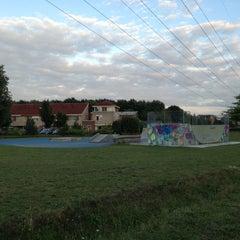 Photo taken at BMX Area Geldrop by Michiel V. on 8/12/2013