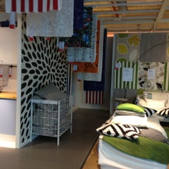 Photo taken at IKEA by Christoph R. on 10/8/2012