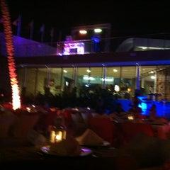 Photo taken at Club Náutico de Santo Domingo by Pilar P. on 7/20/2013