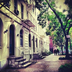 Photo taken at Upper East Side by lanamaniac on 10/8/2012