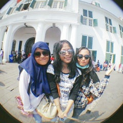 Photo taken at Museum Kota Tua by Diana W. on 3/27/2015