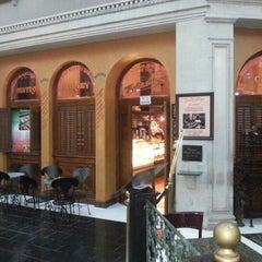 Photo taken at Tintoretto Bakery (Venetian Hotel) by Kirill E. on 10/31/2012