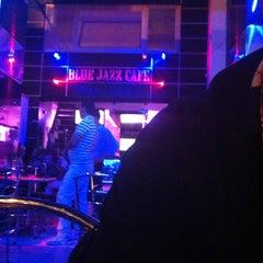Photo taken at Blue Jazz Cafe by Limam C. on 7/27/2013