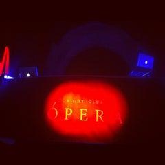 Photo taken at Opera by Alex K. on 9/29/2012