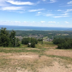 Photo taken at Peak of the Mountain by Stephanie B. on 7/26/2013