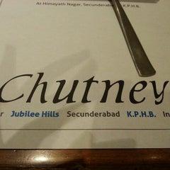 Photo taken at Chutney's by kruthika on 4/5/2013