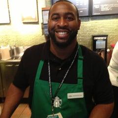 Photo taken at Starbucks by Deborah B. on 3/14/2013