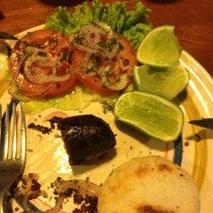 Photo taken at La Despensa Cocina Típica by Isabel G. on 11/1/2012