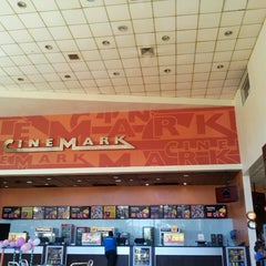 Photo taken at Cinemark by Ali C. on 3/2/2013