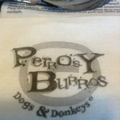 Photo taken at Perros & Burros by Mohamed M. on 2/22/2013