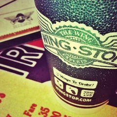 Photo taken at Wingstop by Krisda V. on 4/13/2013
