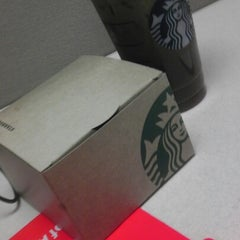 Photo taken at Starbucks by Kat E. on 9/28/2012