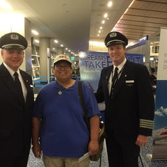 Photo taken at Gate D25 by Perry P. on 5/7/2015