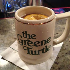 Photo taken at The Greene Turtle by Jeff S. on 3/29/2013