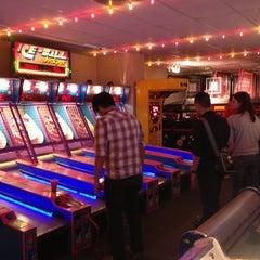 Photo taken at Pinballz Arcade by Jonathan J. on 5/5/2013