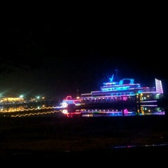 Photo taken at Danga Bay by Chiko A. on 10/9/2012