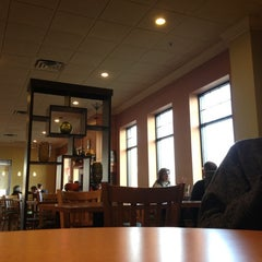 Photo taken at Atlanta Bread Company by Libby P. on 11/25/2012